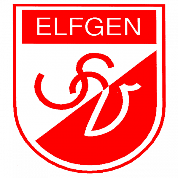 SV Rot-Weiß Elfgen 1957 Wappen